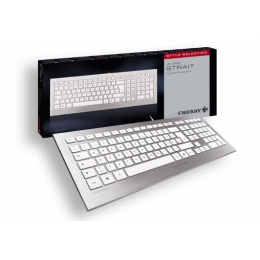 Tastiera USB Cherry STRAIT